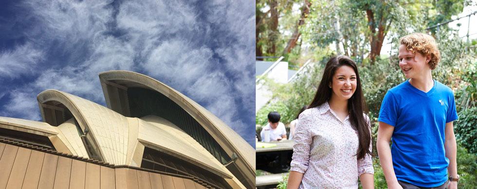 オーストラリア留学都市