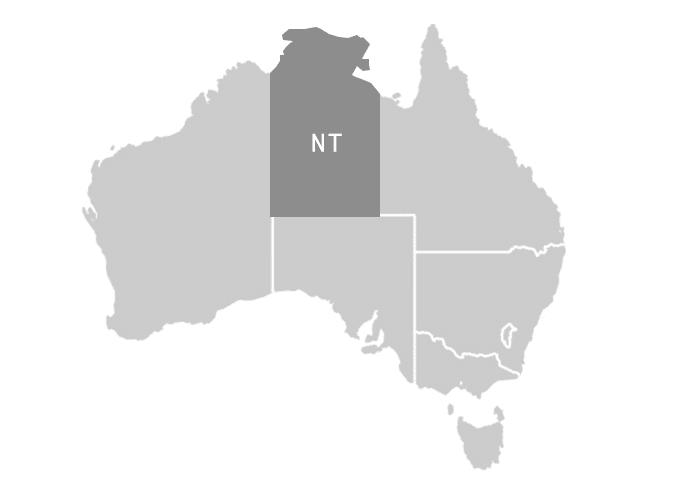 NT準州(ノーザンテリトリー)