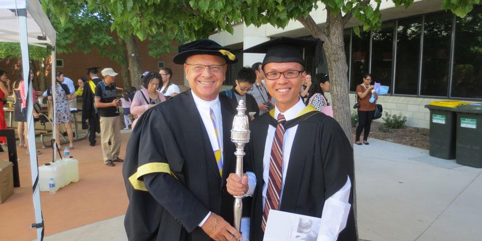 オーストラリア国立大学 体験談