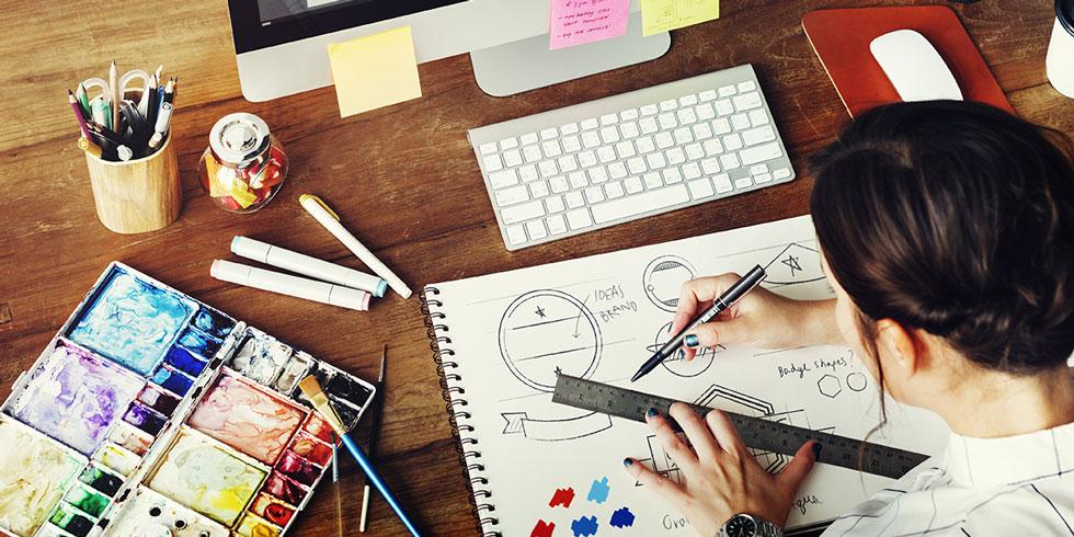 オーストラリアグラフィックデザイナー