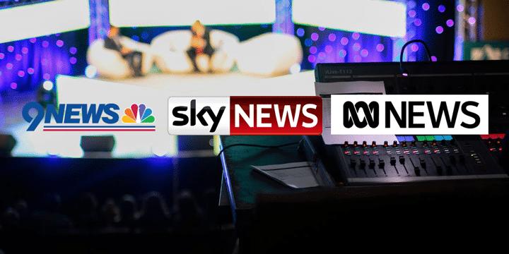 オーストラリア TV