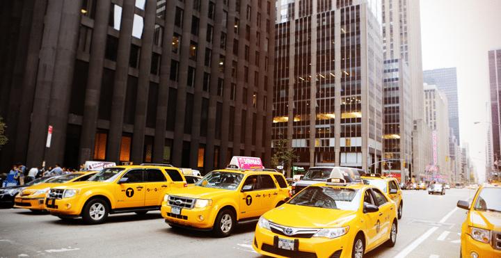オーストラリアのタクシー チップ