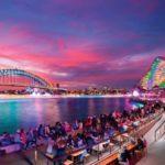 光の祭典VIVID Sydney