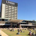 ニューサウスウェールズ大学(UNSW)奨学金のお知らせ