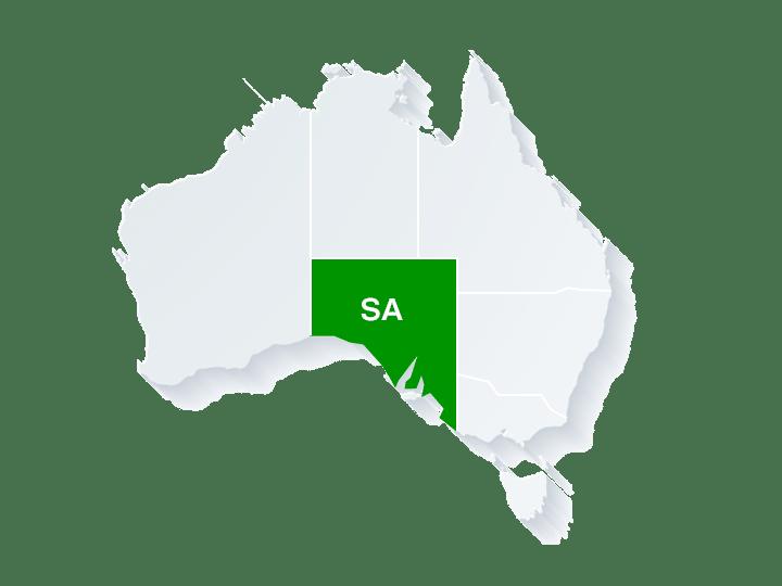 SA州(サウスオーストラリア州・州都アデレード)